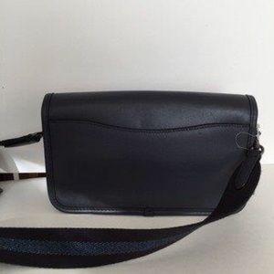 Coach Bags - Coach Penny Midnight Cross Body Bag Midnight Blue